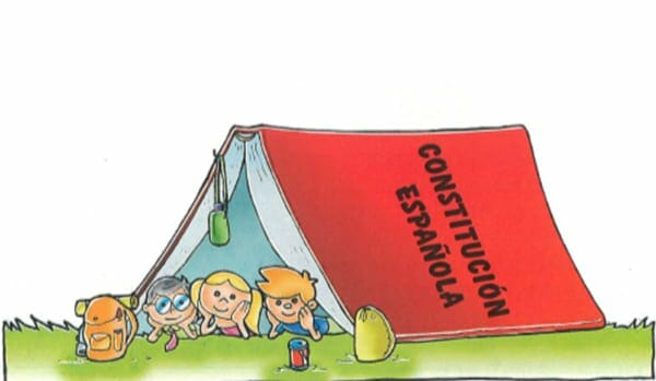 La Constitución Española Para Niños Dudaslegislativas Com