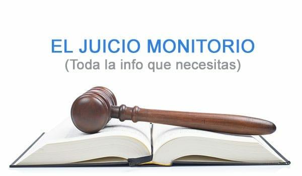 juicio monitorio